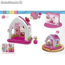 Casita hello kitty 137x109x122 cm / edad 3-6