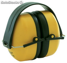 Casque anti bruit pliable