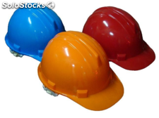 Casque de protection chantier