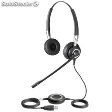 Casque jabra biz 2400 duo usb