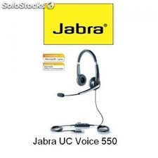 Casque jabra voice 550 duo usb