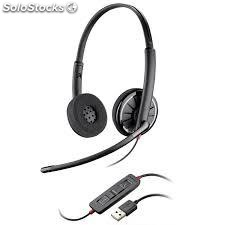 Casque plantronics blakwire C320 duo usb