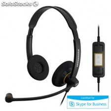 Casque sennheiser SC60 duo usb