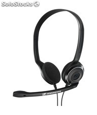 Casque Sennheiser SC60 usb duo