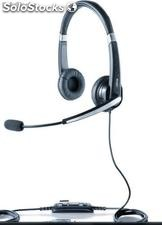 casque telephonique Jabra uc Voice 550 Duo port usb