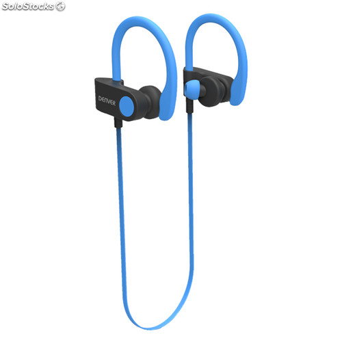 Casques Bluetooth De Sport Denver Electronics Bte 110 50 Mah