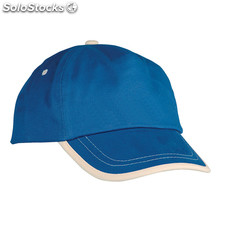 Casquette Enfant Boston Blue/Natural S/T