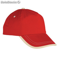 Casquette Enfant Boston Red/Natural S/T