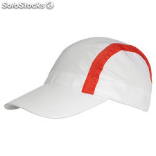 Casquette Unisexe blanc/rouge accesories collection