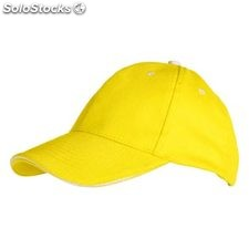 Casquette Unisexe jaune accesories collection