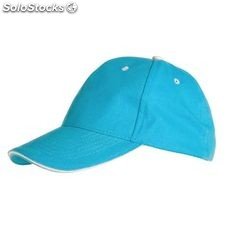 Casquette Unisexe turquoise accesories collection
