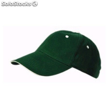Casquette Unisexe vert bouteille accesories collection