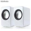 Casse audio MD122 White