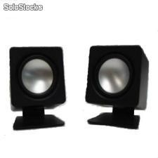 Casse audio MD126 Black