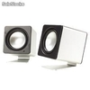 Casse audio MD126 Silver