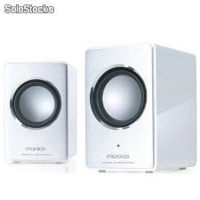 Casse audio MD129 White
