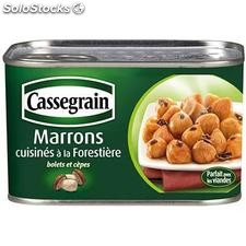 Cassegrain marron/forest 420G