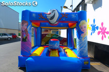 Castillo Hinchable Frozen