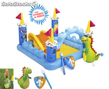 Castillo hinchable intex
