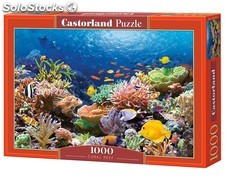 Castorland - Coral Reef Fishes 1000