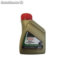castrol brake fluid react performance dot 4