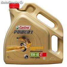 Castrol power 1 4T 10W40 4 lt
