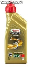 Castrol Power 1 Racing Aceite de Motores 10W-50 4T 1L (Sello inglés)