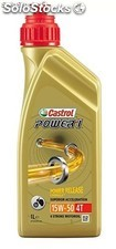 Castrol Power 1 Racing Aceite de Motores 15W-50 4T 1L (Sello inglés)