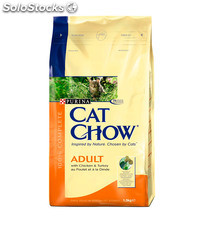 Cat chow adult Lachs & Thunfisch 15.00 Kg