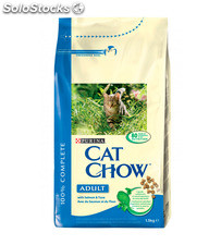 Cat chow adult Salmone & Tonno 3.00 Kg