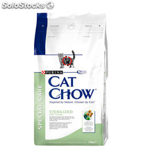 Cat chow sterilised 3.00 Kg