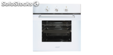 Cata me 7007 wh horno multifuncion cristal blanco abatible full glass
