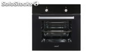 Cata se 6004 bk horno estatico cristal negro abatible full glass