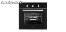 Cata se 7005 bk horno cristal negro estatico abatible a full glass