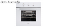 Cata se 7005 wh horno estatico cristal blanco abatible full glass