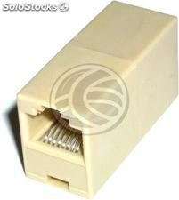 Category 5 UTP Cable Splice Female to RJ45 female RJ45 Crossover (RC58)