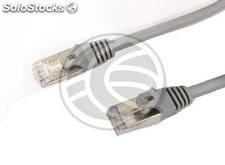 Category 6A ftp Cable Grey 25cm (RU61)