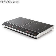 Caterlite Double Induction Hob - 3kW