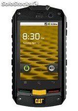 Caterpillar B10, Smartphone ultra-robusto con Doble SIM