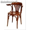 Catherine-chair mod. sd-021 structure in beech plywood seat-for indoor