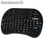 Catkil teclado smart tv san diego inalambrico bluetooth CTK053