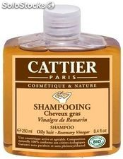 Cattier fettiges Haar Shampoo-250 ml Essig Romero