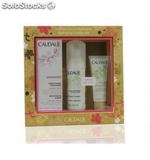 Caudalie cofrecito vinosource crema sorbete 50 ml + espuma limpiadora 50 ml +