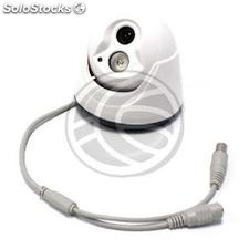 CCTV dome video camera with night vision 139 Aptina 20m 100mm (WX15)