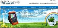 Cctv security camera tester m-cst-sr4
