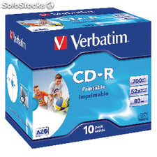 Cd 700 Mb 10 Pieces