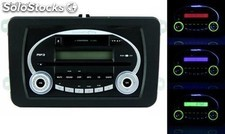 CD / MP3 coche radio cassette Delphi Grundig