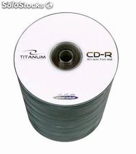 CD-r 700mb x56 - s-100 Titanum