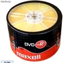 CD y dvd maxell oferta