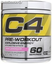 Cellucor C4 Pre Workout Creatine, Nitric Oxide, 60 Servings
